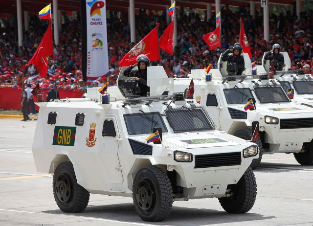 China and Venezuela to strengthen military and technical cooperation 640 001