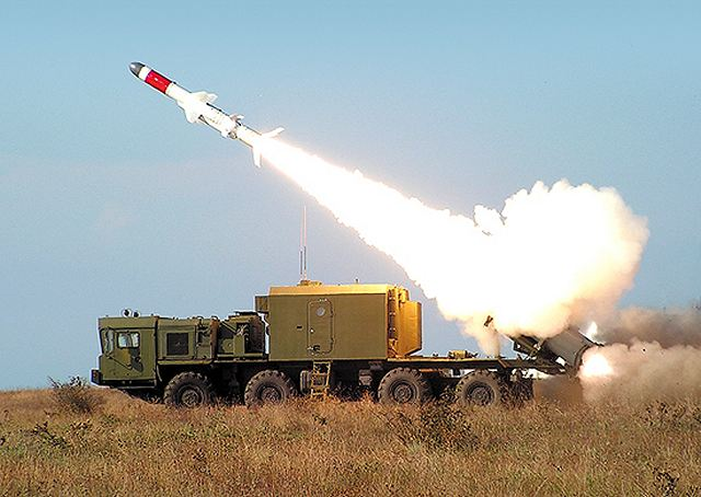 Coastal troops of Russian Armed Forces perform live firing with new Bal anti-ship missile 640 001