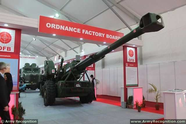 Indian indigenously built Dhanush 155mm howitzer successfully pass technical tests 640 001