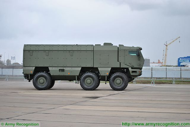 KAMAZ Typhoon-K will participate in The Victory Day Military Parade in Red Square May 9 2015 640 001