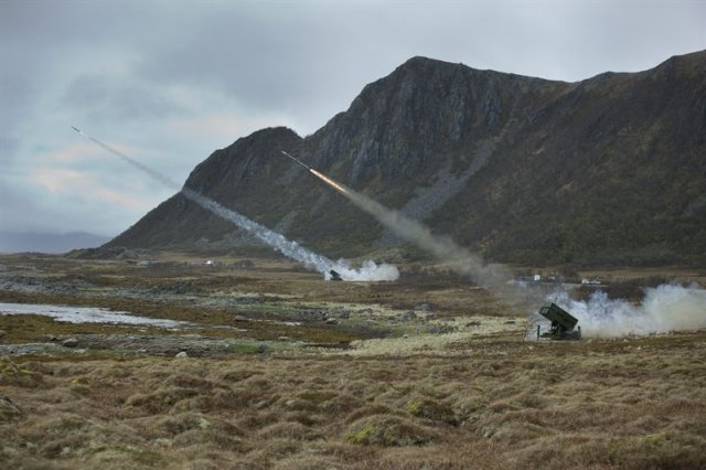 Kongsberg to upgrade communication equipment in Norway s NASAMS air defense system 640 001