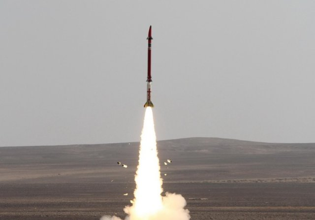 New successful test for Davids Sling Terminal Missile Defense Interceptor Weapon System 640 001