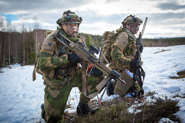 Norway launches the modernization of its armed forces and plans to create modern air defense ...