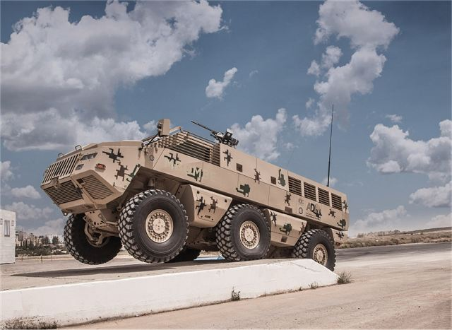 Paramount Group to acquire DCD Protected Mobility facilities to boost armoured Vehicles production 640 001