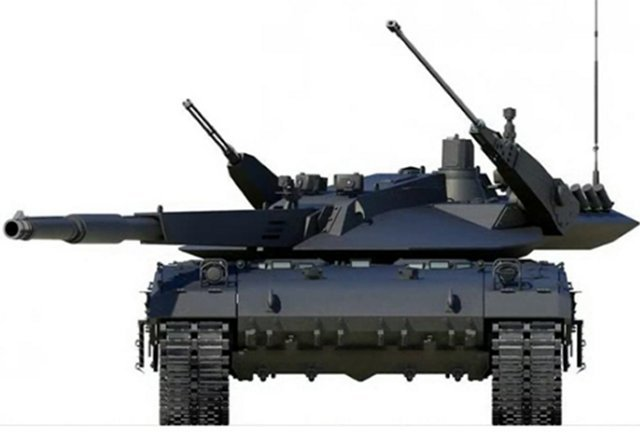 Russian Army Expects to Receive 500 T-14 Armata Tank per Year 640 001