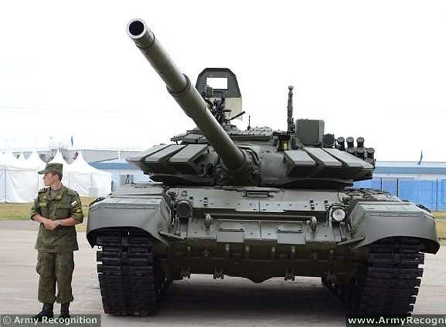 Russian Western Military District about to receive upgraded T 72B3 main battle tanks 640 001