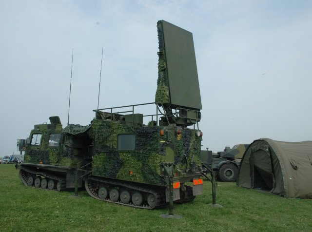 Saab wins contract to upgrade Norway s Arthur weapon location radar system 640 001