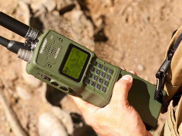 Harris Corporation receives 11mn order from Middle East country for Falcon III radio systems 640 001