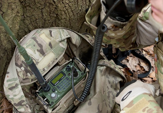 Harris Corporation receives order from US Marine Corps for Falcon III Tactical Radio Systems 640 001