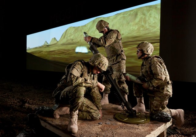 Meggitt to provide Canadian Armed Forces with small arms and indirect fire training systems 640 001