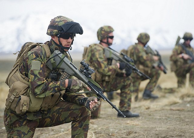 New Zealand Defence Force chooses LMT for its Individual Weapon Replacement program 640 001