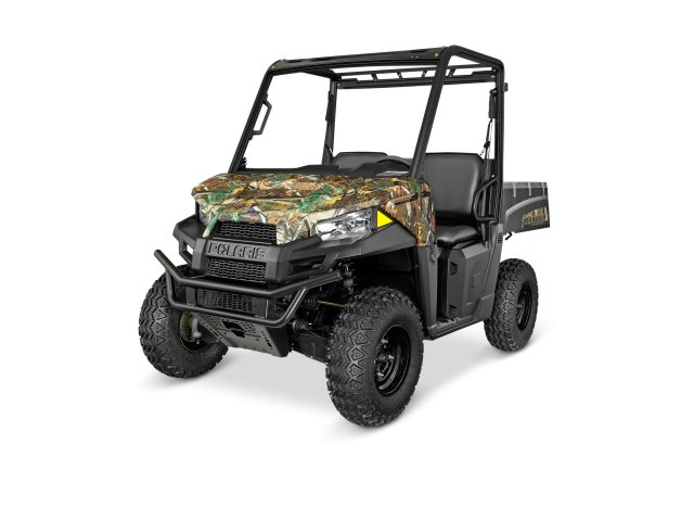 Polaris introduces new Ranger EV Light Utility Vehicle fitted with Li Ion technology 640 001