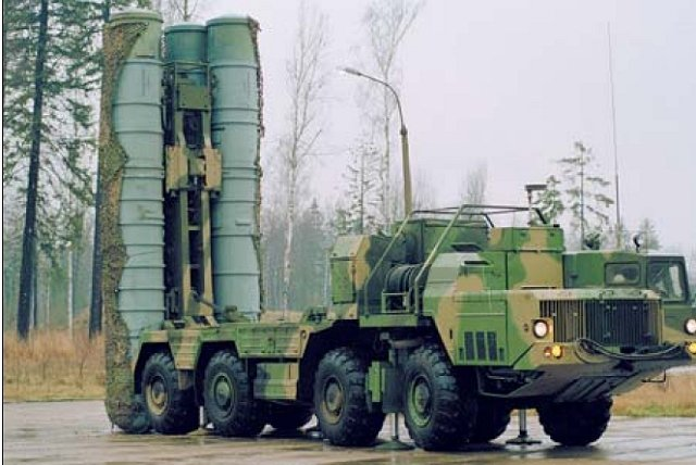 Russia to give Air Defense System S300 free of charge to Kazakhstan 640 001
