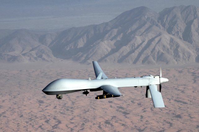US Military to increase drone flights by half by 2019 640 001