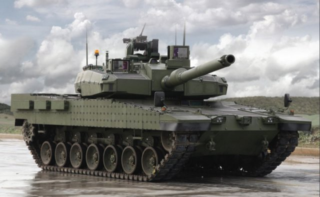 Aselsan to develop AKKOR Active Protection System for Turkish Altay main battle tanks 640 001