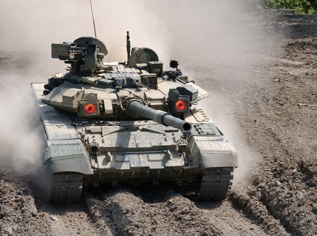 Iran eyes on Russia s T 90S main battletank 640 001
