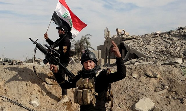 Iraq s counter terrorism forces has liberated the city of Ramadi from ISIS 640 001