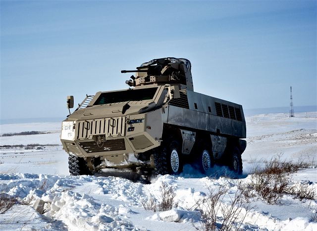 Paramount Group of South Africa opens new armoured vehicles factory in Kazakhstan Mbombe 640 001