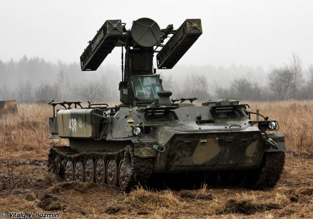 Russia Western Military District troops receive new Strela 10MN mobile air defense missile system 640 001