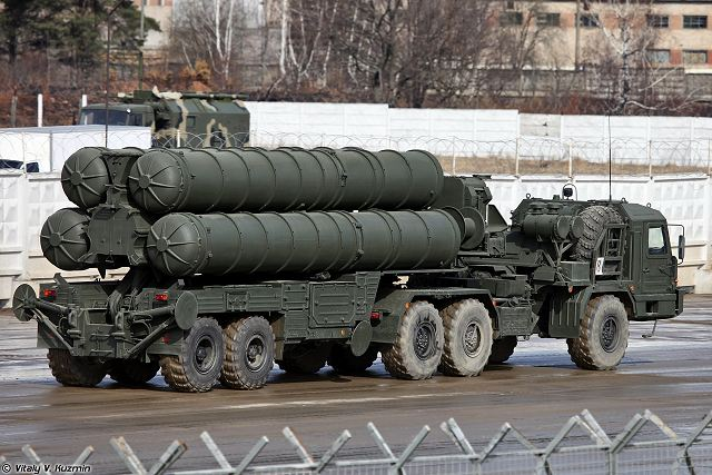 Russia has deployed two regiments of S-400 air defense missile systems in the Arctic Region 640 001