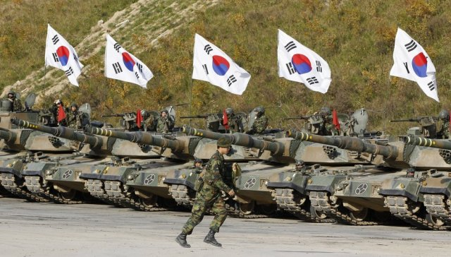 South Korea s Parliament approves a 3 increase for 2016 defense budget 640 001