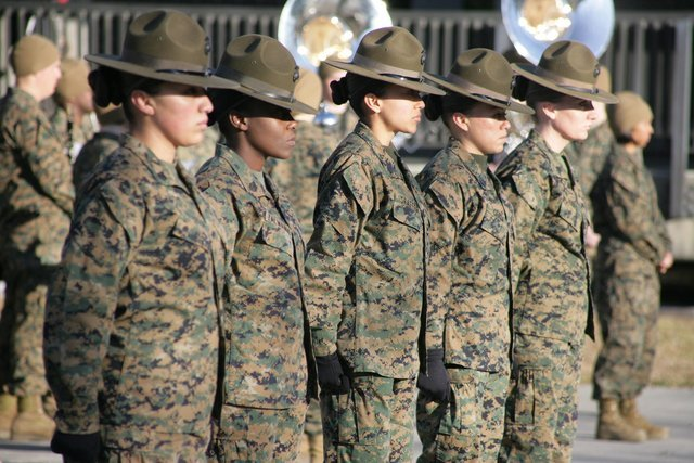 U S ready to open all combat jobs to women for th first time 640 001