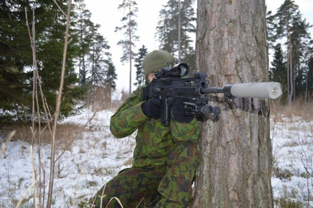 FN Herstal s SCAR H PR precision rifles delivered to Lithuanian armed forces 640 001