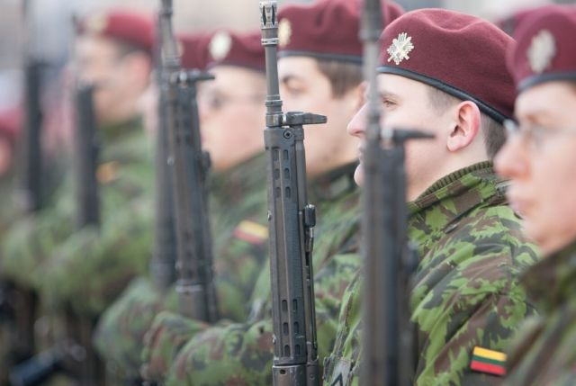 Lithuania push for creating joint brigade with Ukraine and Poland 640 001