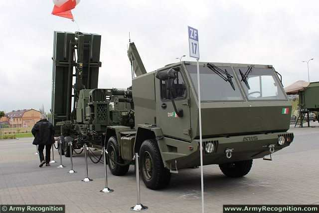MEADS International to offer Medium Extended Air Defense System for Polish air defense program 640 001