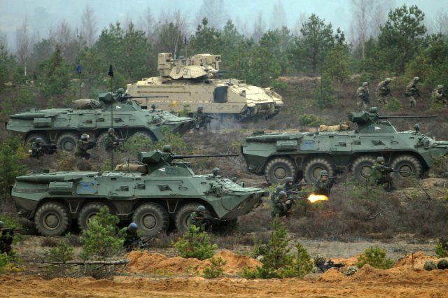 NATO to announce plan for a strengthened military presence in Eastern Europe 640 001