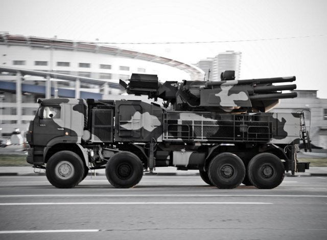 Russian Eastern Military District to receive new Pantsyr S air defense missile gun systems in 2015 640 001
