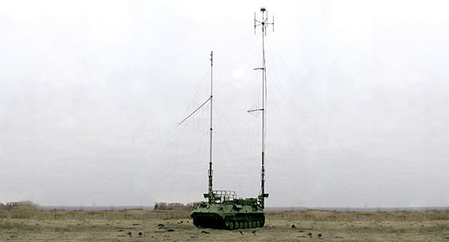 The motorized rifle unit of the Eastern Military District stationed in Buryatia has received the newest Borisoglebsk-2V electronic warfare system. This was announced by Colonel Alexander Gordeev, a spokesman for the Eastern Military District, on Monday, February 9, 2015.