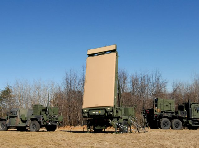 Saab to supply key components for USMC s AN TPS 80 Ground Air task Oriented Radar system 640 001