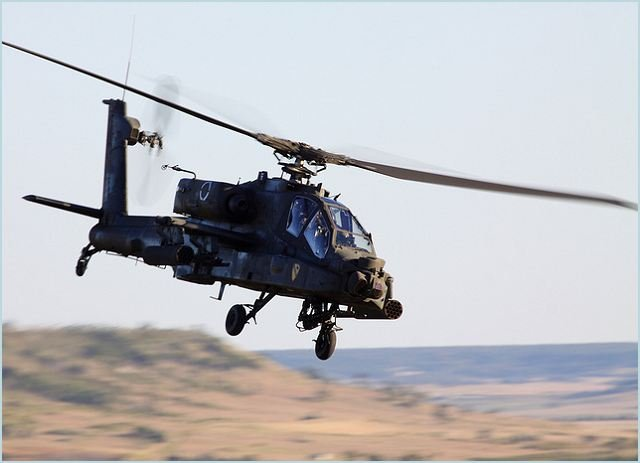 US Army will receive 35 more AH-64E Apache attack helicopters, and Slovakia some Black Hawk 640 001