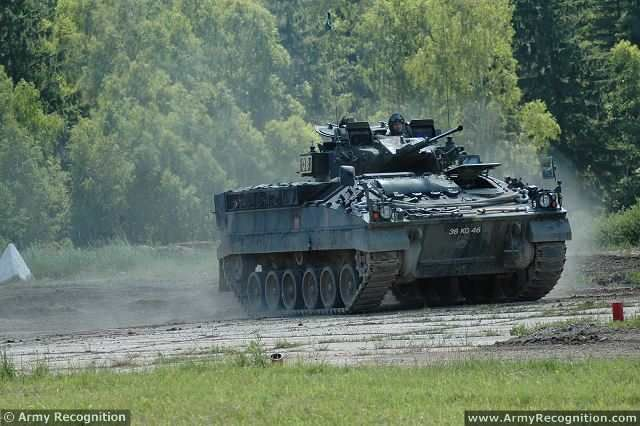 BAE Systems wins support contract to sustain British army armoured tracked vehicle fleet 640 001