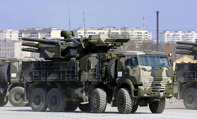 Brazil and Russia could ink deal for Pantsir S1 air defense systems before mid 2015 640 001