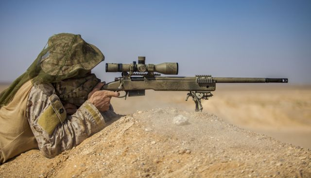 Philippines' Marine Troops to replace M14 sniper rifles ... M14 Sniper Rifle Usmc