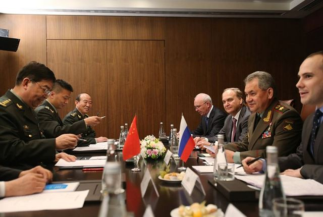 China seeks more defense and security cooperation with Shanghai Cooperation Organization 640 001