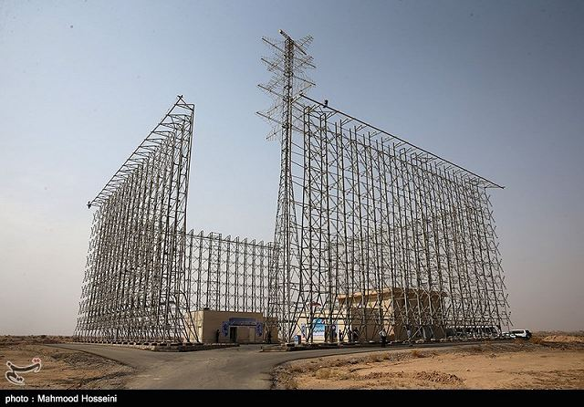 Iran has deployed a new Ghadir radar system in Southern Iran able to detect threats at 1100 km 640 001