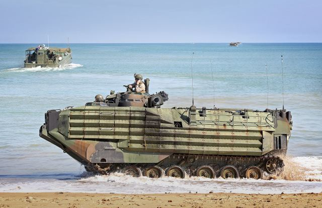 Largest joint amphibious training Talisman Sabre 2015 for US and Australian soldiers 640 002