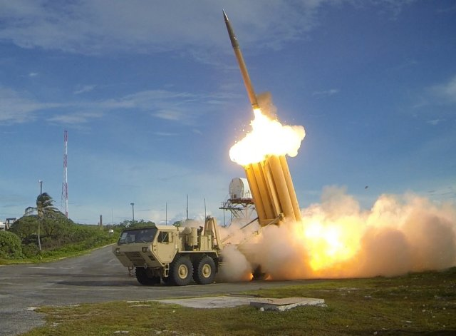 Lockheed Martin Delivers 100th THAAD (Terminal High Altitude Area Defense) Interceptor