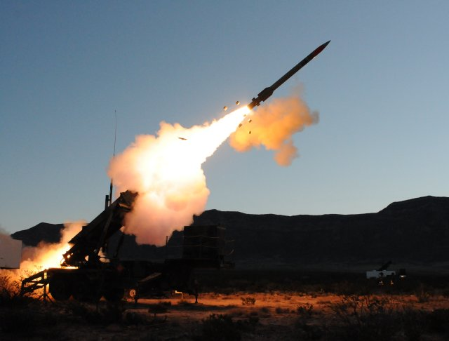 Lockheed Martin wins 1 56 bn in foreign military sales for Patriot PAC 3 missiles 640 001