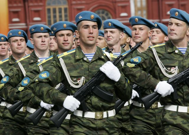 Number of soldiers for Russian airborne troops could increase from 45000 to 60000 men 640 001
