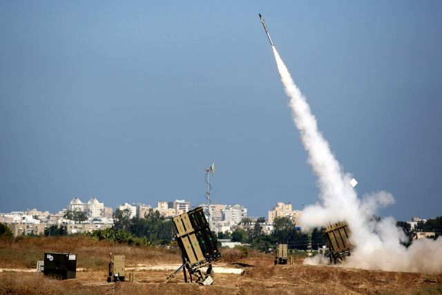 Rafael has upgraded Iron Dome air defense system to be used against UAV Drone unmanned aerial vehicles 640 001