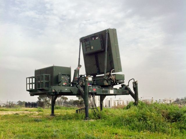 Rheinmetall-Canada ELTA Systems to supply ELM-2084 Iron Dome multi-mission radar to Canada 640 001