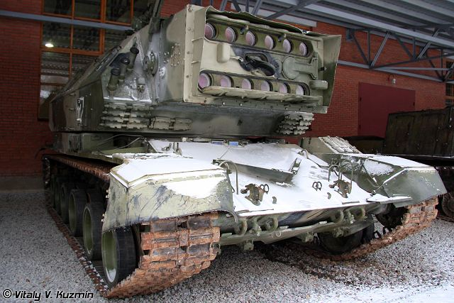 Russia works for the development of a laser tank able to destroy optical-electronic equipment 640 001
