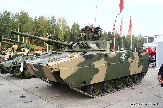 Russian airborne forces will receive 50 new BMD-4M airborne infantry vehicles and 30 BTR-MD 640 001