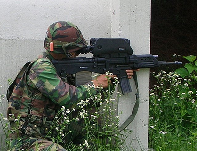 South Korea to complete upgrade of faulty K 11 dual barrel assault rifle by 2016 end 640 001
