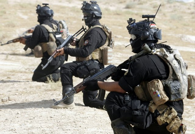 Turkey to provide training for Iraqi police forces to help in fight against IS 640 001