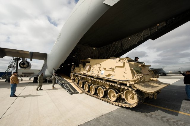 US Army Orders 36 more M88A2 Hercules Heavy Armoured Recovery Vehicles 640 001